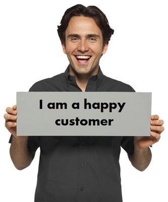 Budu se snažit, abyste spokojeným zákazníkem byli i Vy