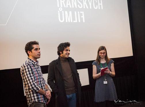 Tlumočení diskuze na Festivalu íránského filmu 2018