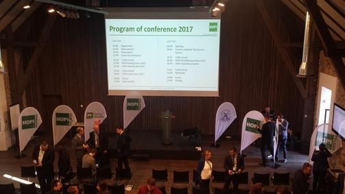 konference HOPI Holding, Ćapí hnízdo 19. – 20.10.2017