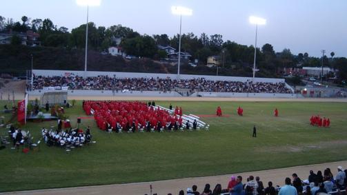 Akademický rok 2007/2008 jsem strávil v maturitním ročníku na americké střední škole