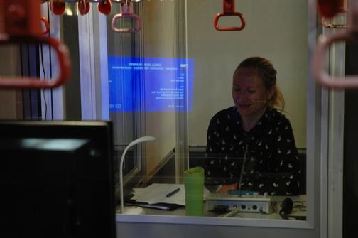 Simultánní tlumočení Festivalu neprofesionálních filmů UNICA, Blansko 2018