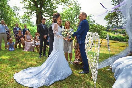 Tlumočení církevní svatby