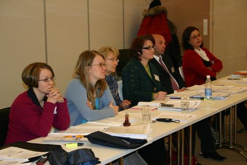 setkání mezinárodní pracovní skupiny - Evropská síť pro rozvoj venkova, Estonsko, únor 2010
