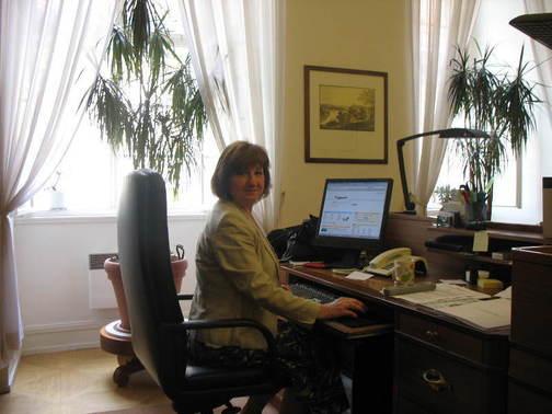 PhDr. Marta El Bournová - překlady - Překladatelka - Nižbor - ilustrační foto